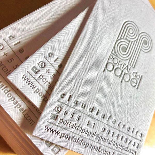 Cartões Sociais Portal do Papel