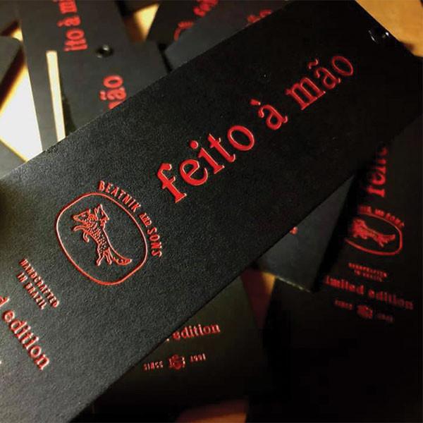 Etiquetas Beatnik & Sons