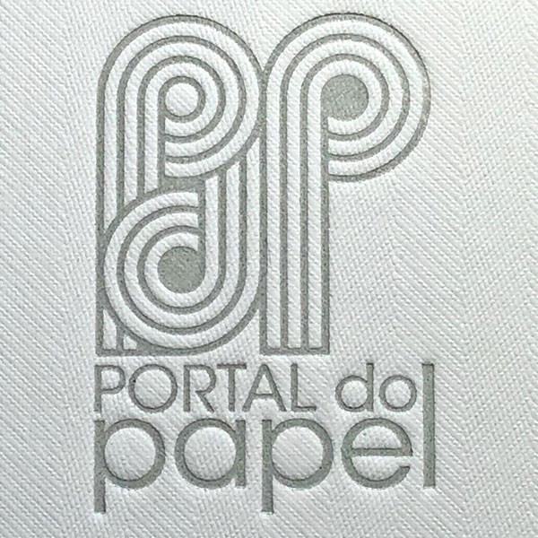 Cartões Sociais em Letterpress de Portal do Papel